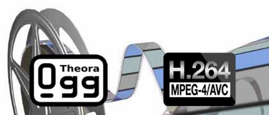ogg h264