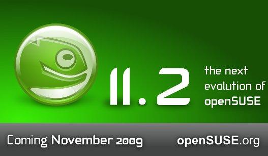 Descargar openSUSE 11.2