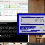 Parted Magic, un LiveCD para trabajar con particiones.
