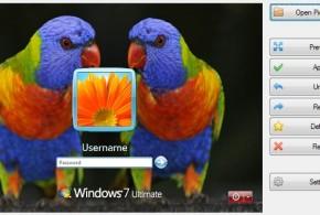 personalizar login de Windows