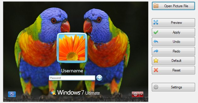 personalizar login de Windows