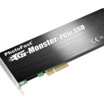 PhotoFast G-Monster – Disco duro SSD conectado a PCI-Express.