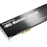 PhotoFast G-Monster – Disco duro SSD conectado a PCI-Express.