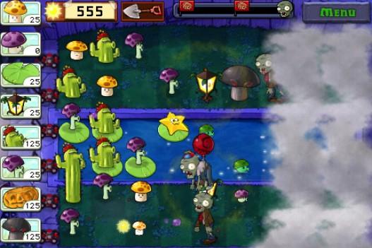 An lisis y trucos de plantas vs zombies for Jardin zen plantas vs zombies