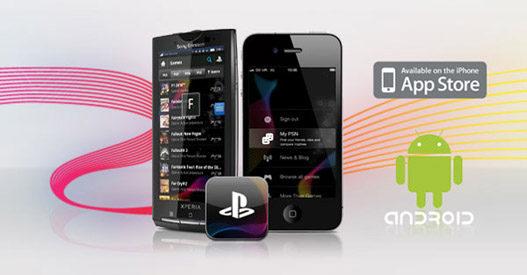 PlayStation Network estará disponible en iPhone y Android