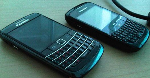 poner n blackberry