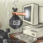Cuentas de email temporal para evitar el Spam.