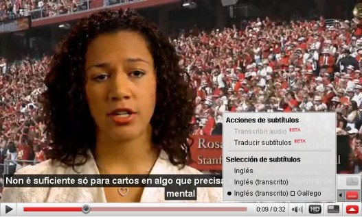 traducción vídeos YouTube