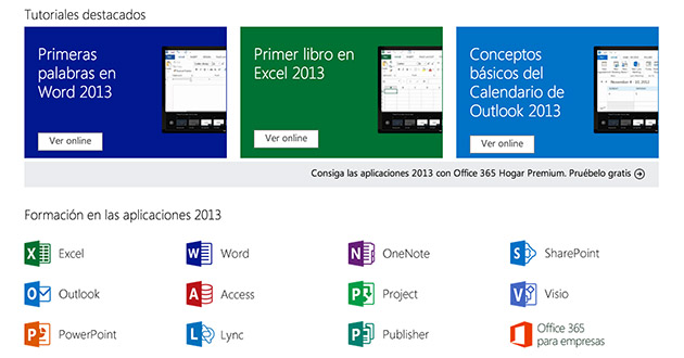 tutorial microsoft office 2013