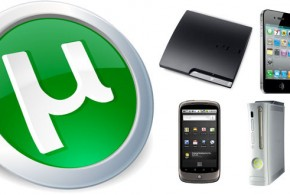 uTorrent PS3 XBOX 360 Android iPhone