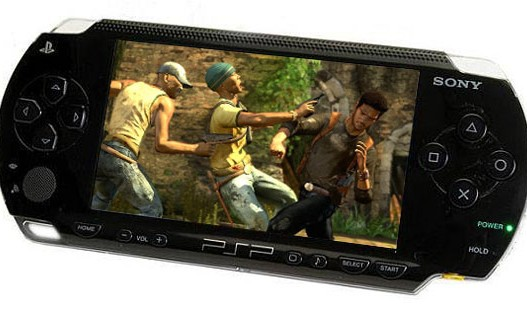 uncharted psp