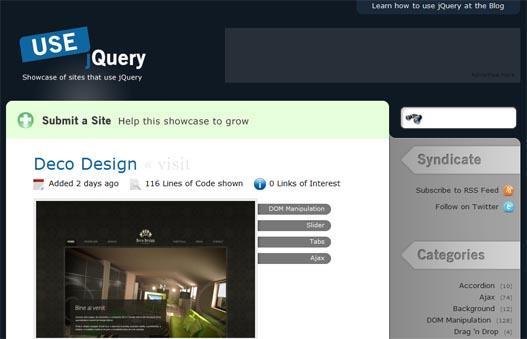 Encuentra nuevas utilidades para jQuery.