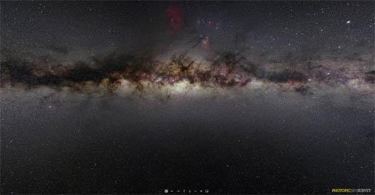 Vision de las estrellas