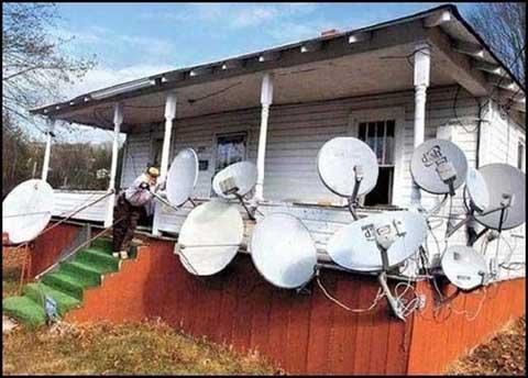 Mejorar señal WiFi, Crear antena WiFi