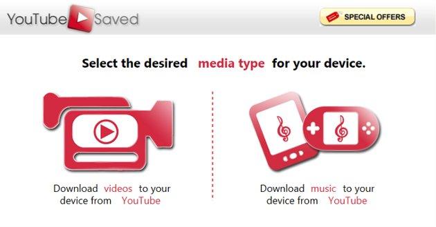 Guardar vídeos de Youtube