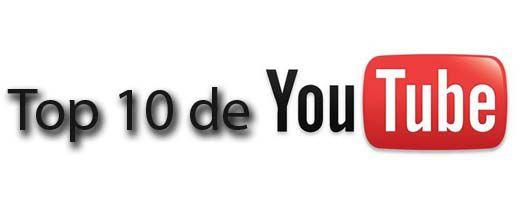 Los 10 vídeos más vistos de Youtube