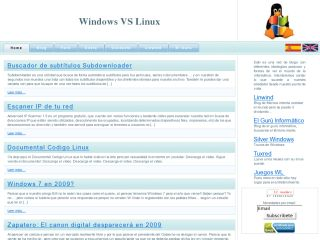 Windwos vs Linux