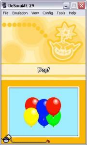 DeSmuME: Emulador de nintendo DS
