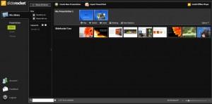 slideroket presentaciones online