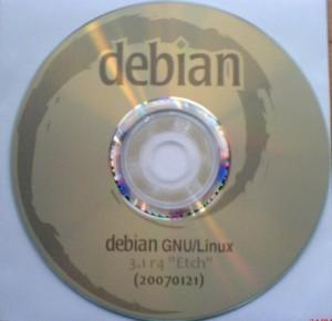 debian lightscribe