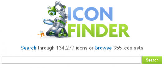 icon finder buscador de iconos